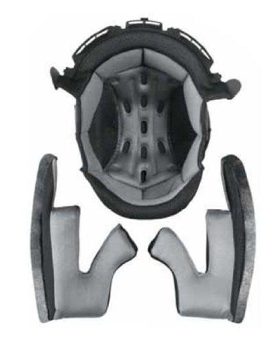 Answer Helmet Liner Set for Evolve - Black - 2XL 454715