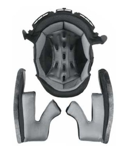 Answer Helmet Liner Set for Evolve - Yellow - 2XL 454603