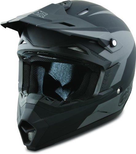 Answer Helmet Visor for Nova Helmet - Stealth Black Matte 454580