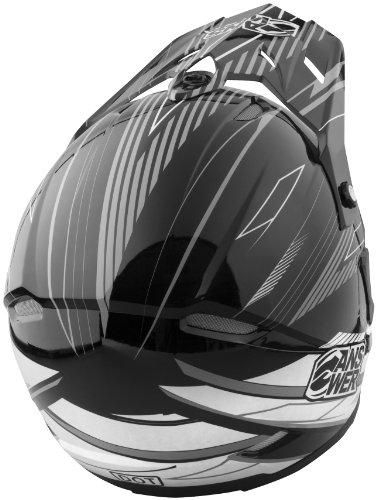 Answer Replacement Visor for Nova Syncron Helmet Black One Size
