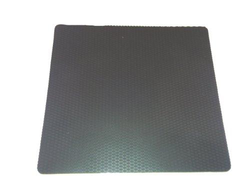 Techspec Tank Grips - General MX Sheet - Techspec 62-0006-SS - Snake Skin - Black