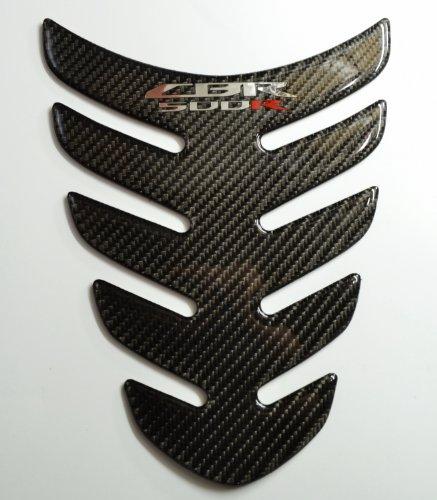 Carbon Fiber Motorcycle Tank Protector Pad for Honda CBR500R