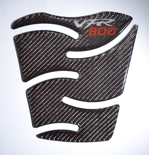 Carbon Fiber Motorcycle Tank Protector Pad for Honda VFR800