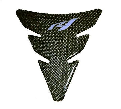 Carbon Fiber Motorcycle Tank Protector Pad for Yamaha YZF-R1