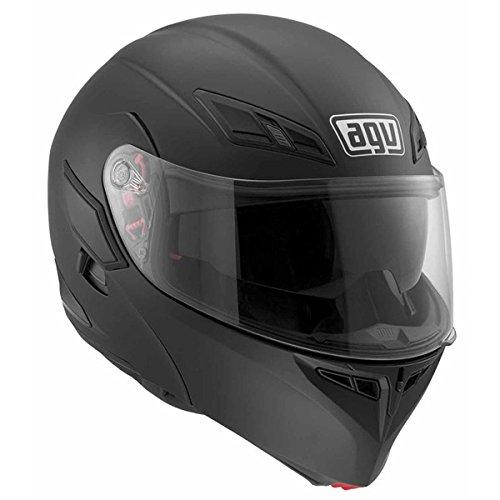 AGV Numo Modular Motorcycle Helmet Matte Black Large