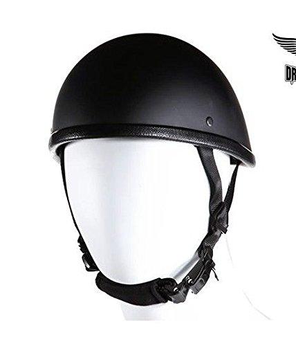 Motorcycle Shiny GlossSmokey Novelty Helmet with quick release New  Men L Regular
