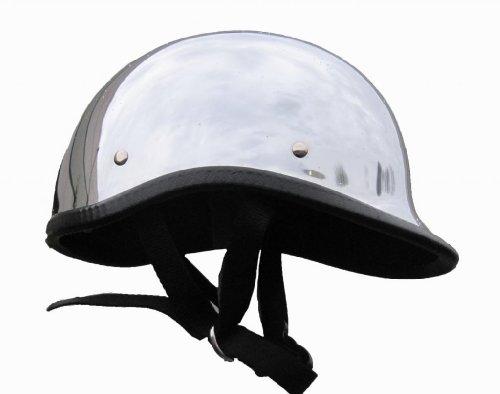 Vega Novelty Helmet Polo - Chrome - XL