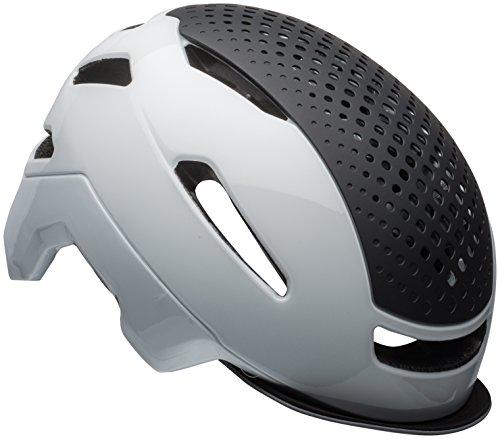 Bell Hub Bike Helmet - Gloss White Large