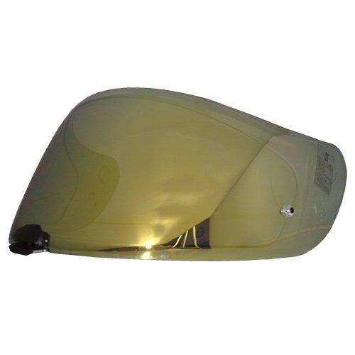 HJC Helmet Shield  Visor HJ-20MGold Silver Blue For FG-17 IS-17 RPHA ST helmets Bike Racing Motorcycle Helmet Accessories - Made in Korea Gold