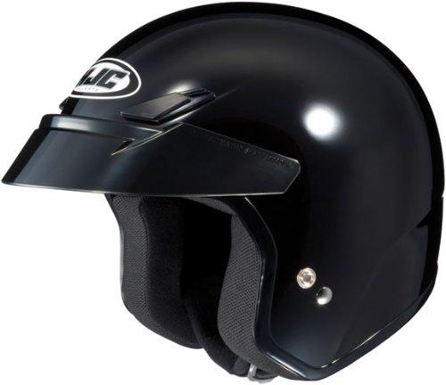 HJC Helmets CS-5N Helmet Black Large