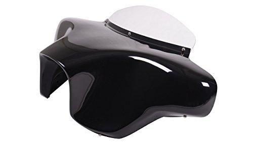 Vector Batwing Fairings F5-2 Honda VTX 13001800 fiberglass batwing fairing with 2x6x9 speaker cutouts