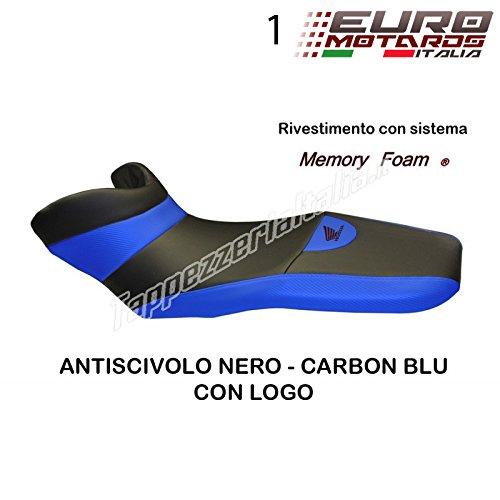 Honda Transalp 700 Tappezzeria Italia Ivano Comfort Foam Seat Cover New 6 Colors