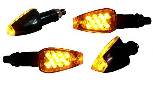 4x Turn Signal LED HONDA Dual Sport Motorcycle dirt bike supermoto light blinker by ozg-motors
