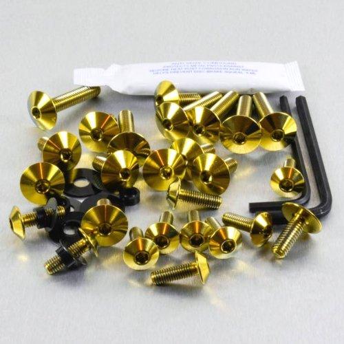 Titanium Fairing Kit Kawasaki Z1000SX Gold