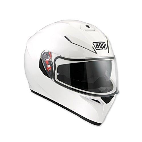 AGV K-3 SV White Full Face Helmet XL