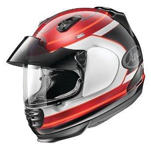 Arai Defiant Pro Cruise Timeline White Full Face Helmet - Medium