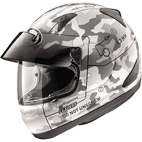 Arai Signet-Q Pro-Tour Tactical White Full Face Helmet - Small