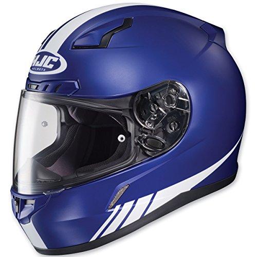 HJC C-17 Streamline BlueWhite Full Face Helmet M