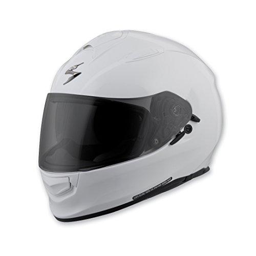 Scorpion EXO EXO-T510 Gloss White Full Face Helmet M