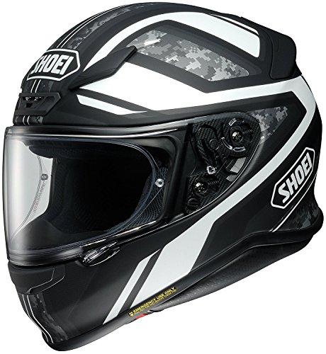 Shoei RF-1200 Parameter BlackWhite Full Face Helmet M