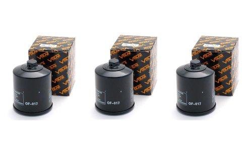 2003-2007 Buell Firebolt XB9R Oil Filter - 3 pieces