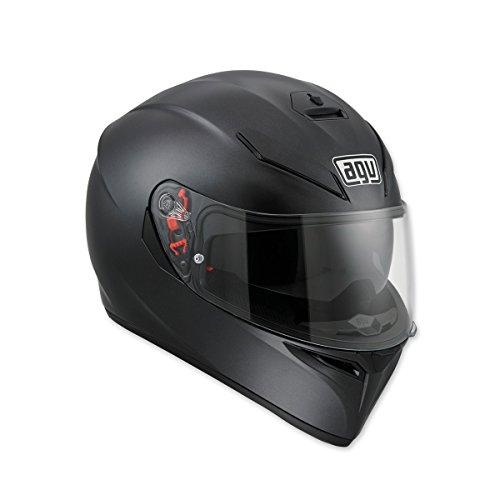 AGV K-3 SV Matte Black Full Face Helmet L