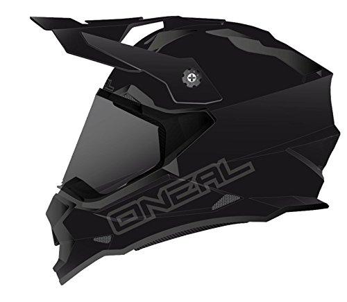 ONeal Sierra II Mens Full-Face Helmet Black X-Large