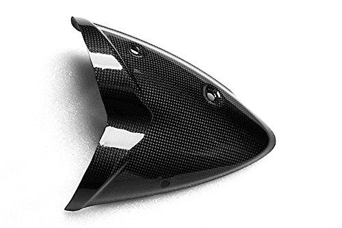 RC Carbon Fiber Exhaust Heat Shield Ducati Monster 1100 EVO
