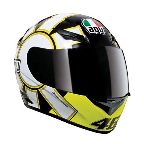 AGV K3 Gothic Full Face Motorcycle Helmet Multicolor Medium