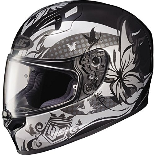 HJC FG-17 Flutura Full-Face Motorcycle Helmet MC-5 Small