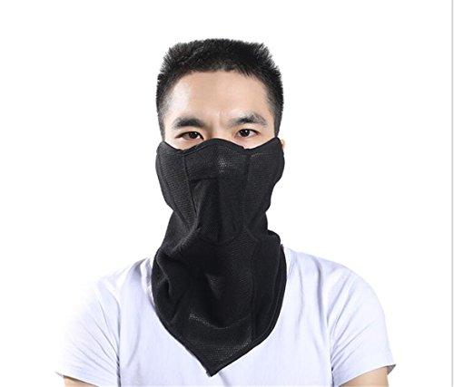 ICESNAKE Winter Windproof Fleece Thermal Full Face Motorcycle Ski Mask Balaclava Windproof Warm Mask Face Shield 005
