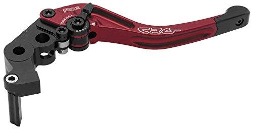 CRG RC2 Shorty Length Brake Lever - Red 2RN-521-H-R