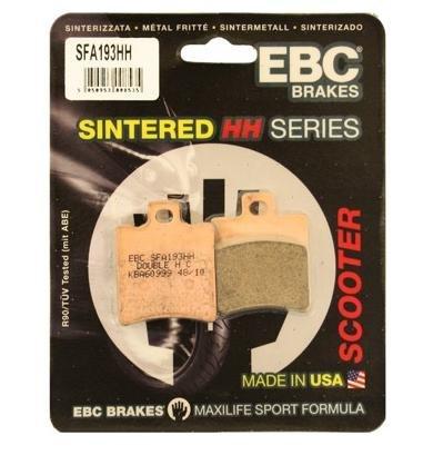 EBC Brakes SFA266HH Sintered Scooter Brake Pad