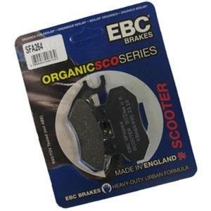 EBC Brakes SFA384 Standard Scooter Brake Pad