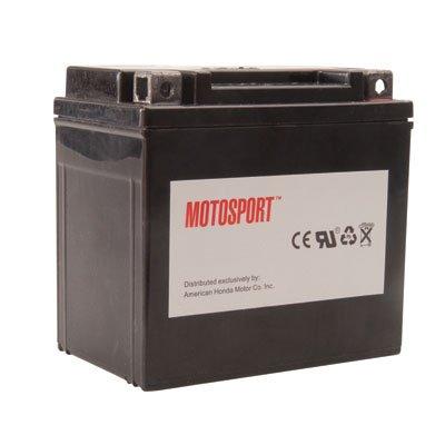 Motosport Maintenance-Free Battery with Acid GT5LBS for Kawasaki KFX 50 2007-2009