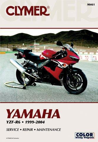 1999-2004 Yamaha YZF-R6 CLYMER MANUAL YAMAHA YZF-R6 99-04 Manufacturer CLYMER Manufacturer Part Number M461-AD Stock Photo - Actual parts may vary