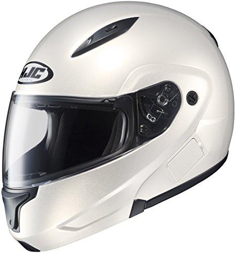 HJC CL-MAX II Pearl White Modular Helmet S