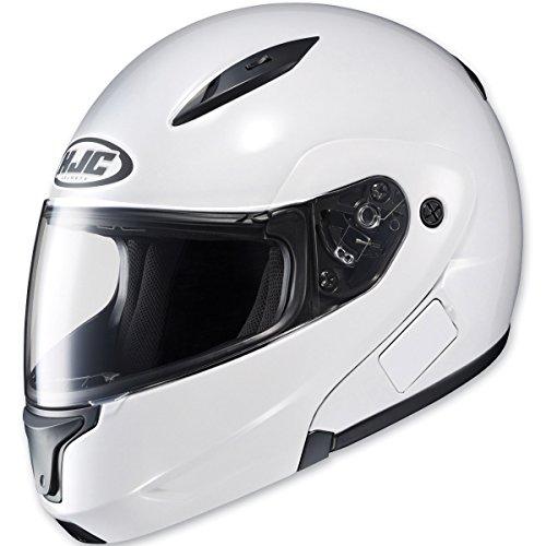 HJC CL-MAX II White Modular Helmet 3XL
