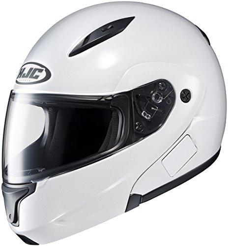 HJC CL-MAX II White Modular Helmet XL