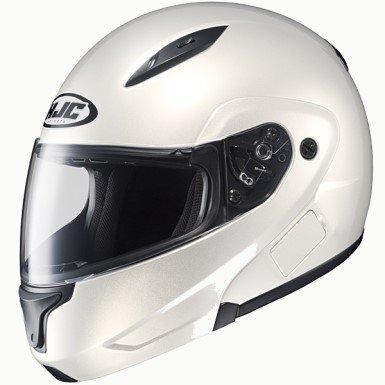 HJC CL-Max II Pearl White Modular Helmet