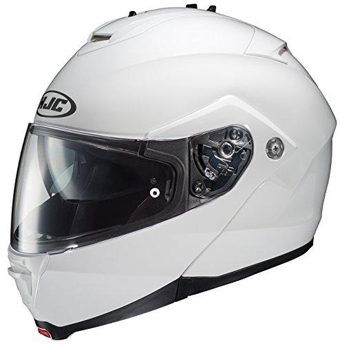 HJC IS-MAX II Modular Motorcycle Helmet White XX-Large