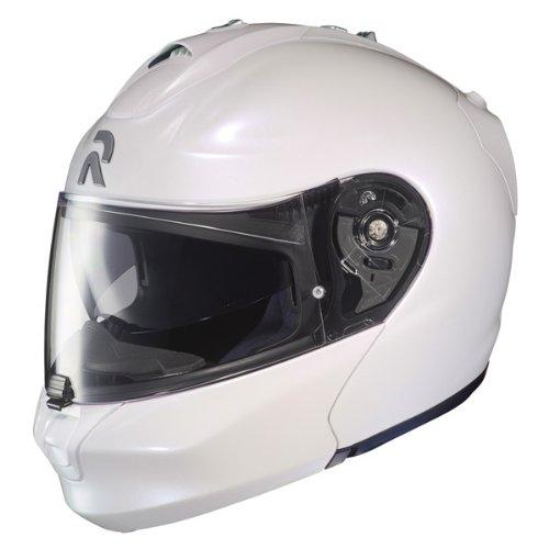 HJC RPHA-MAX Pearl White Modular Helmet - X-Large