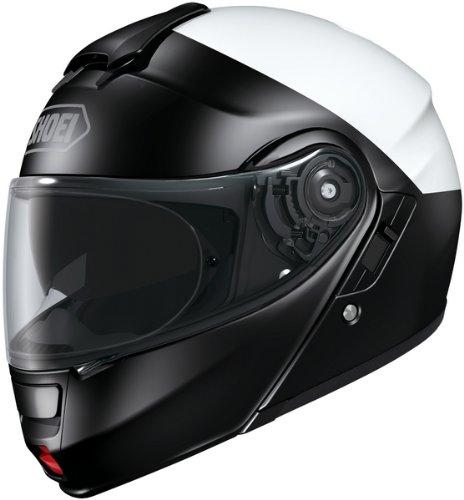 Shoei Neotec LE High Rise BlackWhite Modular Helmet - X-Small