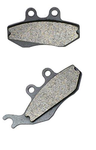 CNBK Front Brake Pad Resin fit BETA Dirt Bike RR125 RR 125 4T Motard 08 09 10 11 12 13 14 15 2008 2009 2010 2011 2012 2013 2014 2015 1 Pair2 Pads