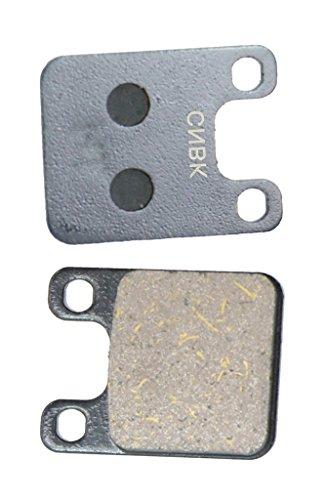 CNBK Front Brake Pads Semi Met fit BETA Dirt Bike 260 Zero 91up 1991up 1 Pair2 Pads