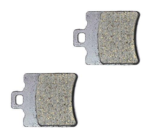 CNBK Front Brake Shoe Pads Resin fit BETA Dirt Bike CR250 CR 250 83up 1983up 1 Pair2 Pads