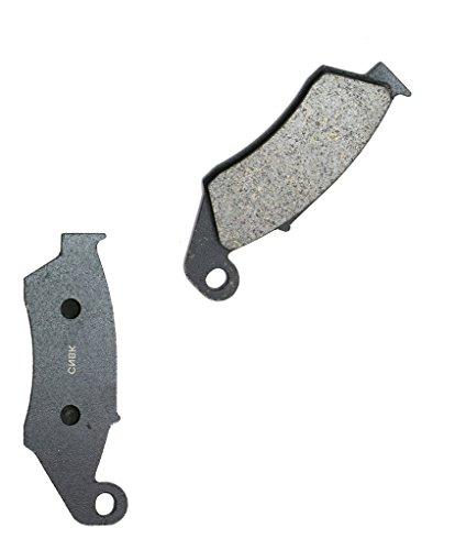 CNBK Front Brake Shoe Pads Semi Metallic for BETA Dirt Bike RR250 RR 250 Enduro 2T 13 14 2013 2014 1 Pair2 Pads