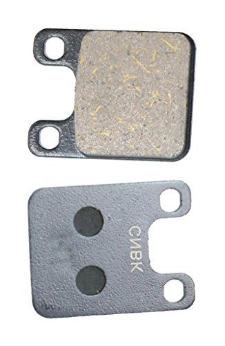 CNBK Front Disc Brake Pads Semi-met for BETA Dirt Bike ALP125 ALP 125 99up 1999up 1 Pair2 Pads