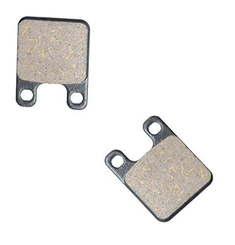 CNBK Rear Brake Pad Semi Metallic for BETA Dirt Bike ALP125 ALP 125 4-stroke 00 01 02 03 04 2000 2001 2002 2003 2004 1 Pair2 Pads