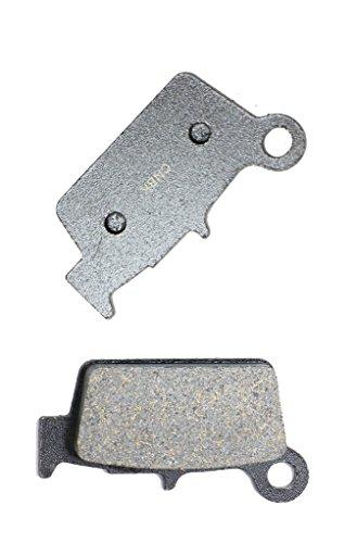 CNBK Rear Brake Pads Semi Metallic fit for BETA Dirt Bike RR400 RR 400 Enduro 05 06 07 08 09 10 11 12 2005 2006 2007 2008 2009 2010 2011 2012 1 Pair2 Pads